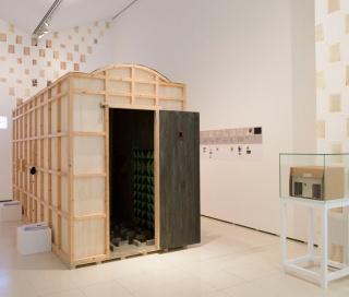 Habitación. El Archivo F.X., las chekas psicotécnicas de Laurencic y la función del arte — Cortesía del Museu Nacional d'Art de Catalunya
