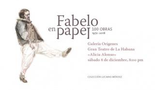 Fabelo en papel 100 obras 1972-2018
