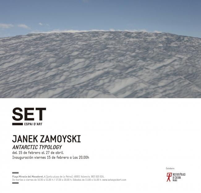 Janet Zamoyski. Antarctic Typology