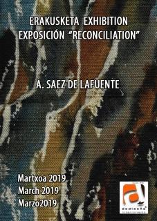 """Exposición """"Reconciliation"""" A. Saez de Lafuente"""