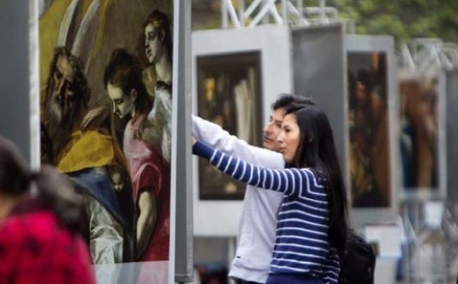 El Museo del Prado en... — Cortesía del Acción Cultural Española