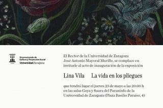 Lina Vila. La vida en los pliegues