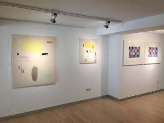 Raquel Garín y Nelson Santos — Cortesía de la Galería Alba Cabrera