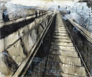 Gregorio Iglesias, Metro de París — Cortesía de Espai Cavallers