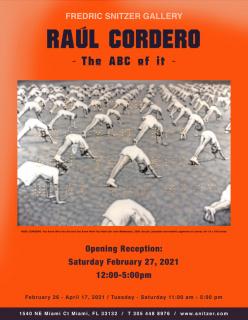 Raúl Cordero. The ABC of it
