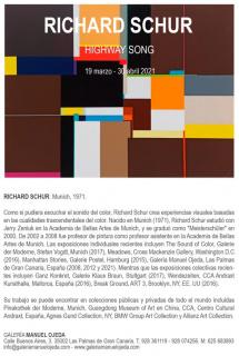 Richard Schur. Highway Song