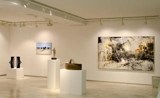 Dioramas de lo real — Cortesía de la Galería BAT Alberto Cornejo