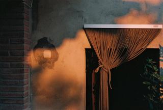 """""""Le rideau de corde"""", Jean Letellier"""