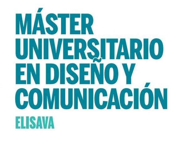 Master Diseño y comunicación