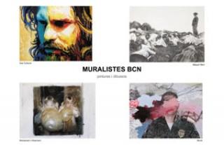 Muralistes BCN. Pintures i dibuixos