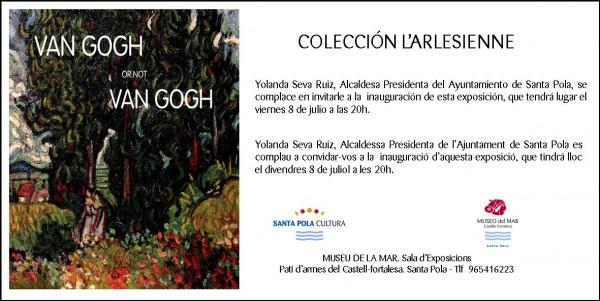 Van Gogh or not Van Gogh