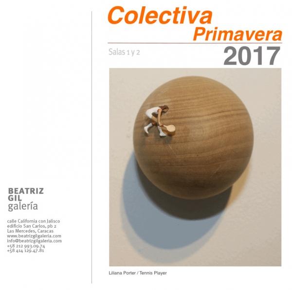 Colectiva Primavera 2017