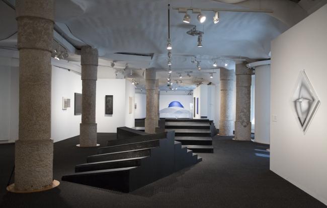 Vista de la exposición — Cortesía de Fundació Catalunya La Pedrera