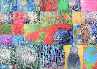 Collage algunas obras de:  Macrocosmos & Microcosmos
