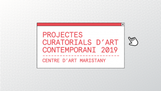 Proyectos curatoriales 2019