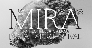 Cartel. Cortesía del MIRA Festival - SON Estrella Galicia