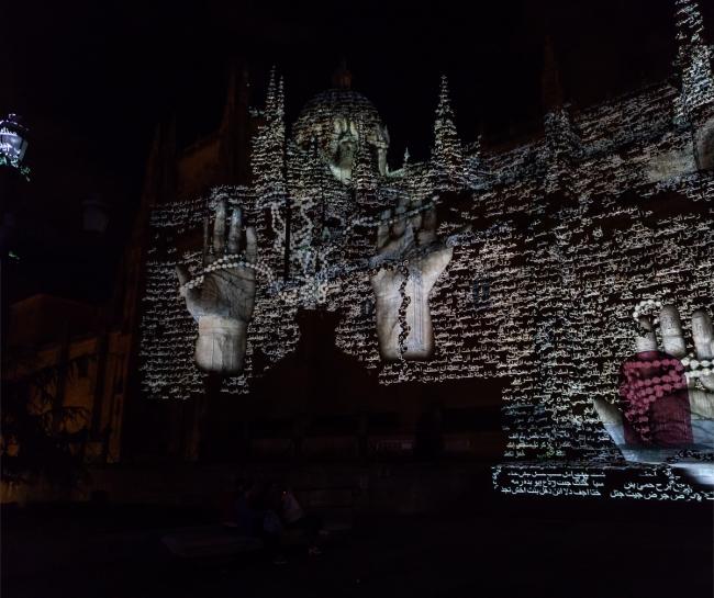 Festival de Luz y Vanguardias - Salamanca