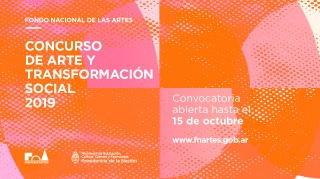 Cortesía Fondo Nacional de las Artes