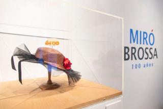 Miró y Brossa. 100 años