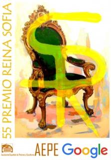 55 Premio Reina Sofía de Pintura y Escultura