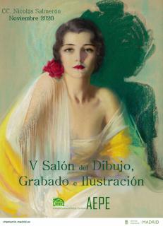 V Salón de Dibujo, Grabado e Ilustración de la AEPE