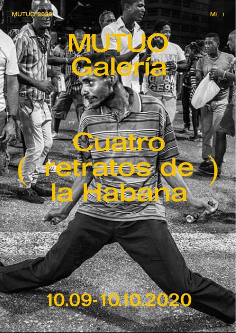 Cuatro retratos de la Habana