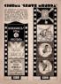Francisco López Rubio, Cinema, 1934. Museo ABC — Cortesía de Imprenta Municipal-Artes del Libro