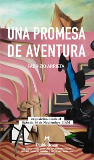 Fabrizio Arrieta. Una promesa de aventura
