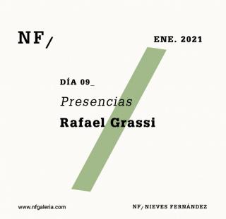 Rafael Grassi. Presencias