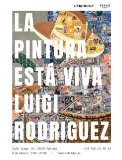 Luigi Rodríguez. La pintura está viva