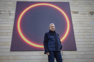 El artista José María Yturralde — Cortesía del IVAM
