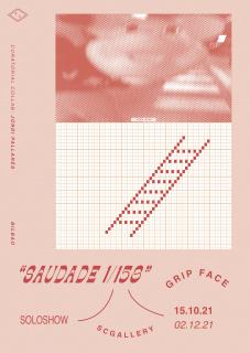 Grip Face. Saudade 01/158