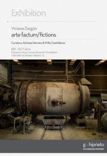 Viviana Zargón, Arte Factum/Fictions
