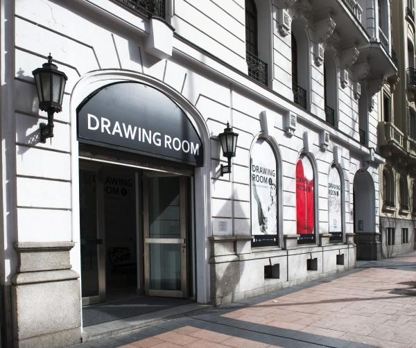 Calle Velázquez nº12, sede de la primera edición de Drawing Room. Fotografía de Leandro Betancor. Cortesía de Drawing Room