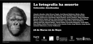 La fotografía ha muerto.Colección Alcobendas