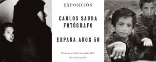 Carlos Saura fotógrafo. España años 50