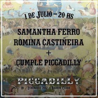 Samantha Ferro - Romina Castiñeira
