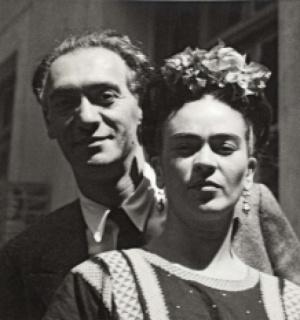 Frida Kahlo - Suas Fotos