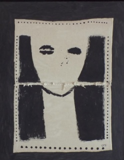 Sin Titulo [Untitled], (2011) by Juan Roberto Diago. Private collection
