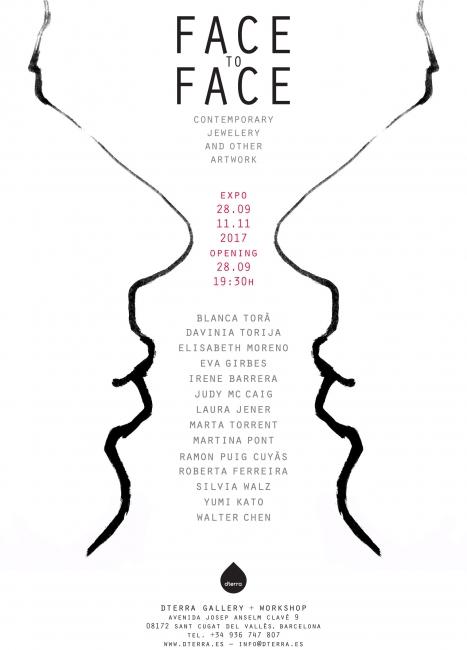 Exposición Face to face