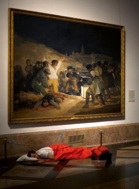 Eugenio Ampudia — Cortesía de la galería Max Estrella