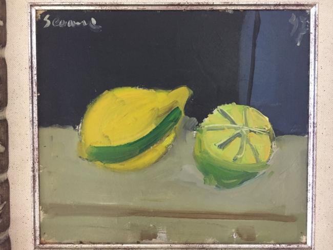 Luis Seoane. Bodegón — Cortesía de la galería José Lorenzo