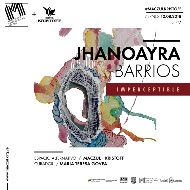 Jhanoayra Barrios. Imperceptible