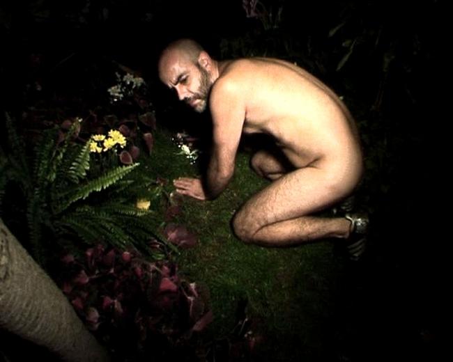 Andrés Senra, nocturno, video 2006