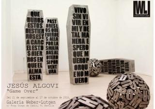 Jesús Algovi. Game Over
