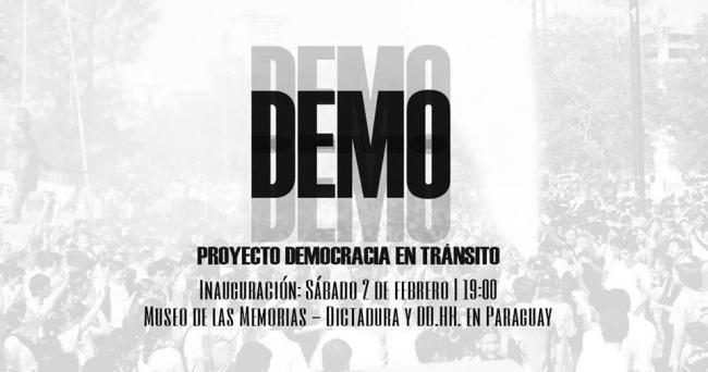 DEMO: Proyecto democracia en tránsito