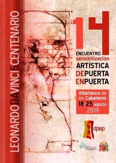 14º Encuentro de Sensibilización Artística «de Puerta en Puerta»