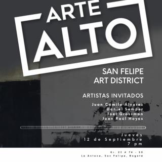 Arte Alto en San Felipe