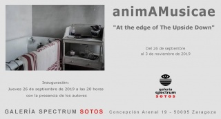 animAMusicae. At the edge of The Upside Down