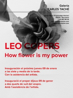 Leo Copers. How flower is my power
